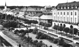 Strandgateparken 1935