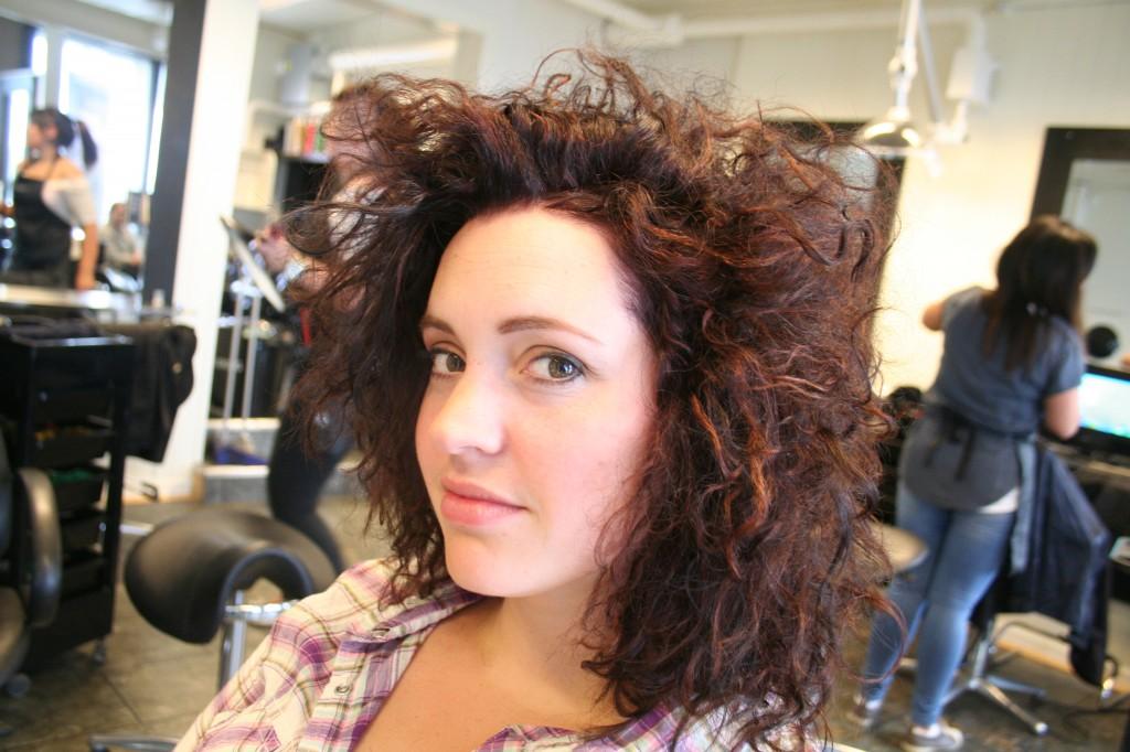 hår permanent pris